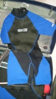 Shorties Wet Suits GREAT material. 3 mm