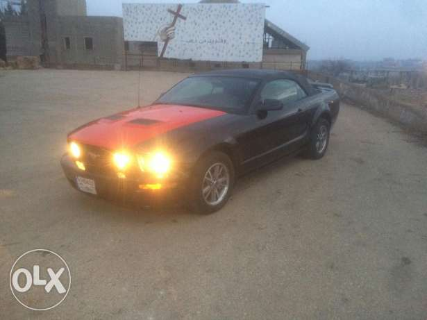 Sale or trade Ford mustang v6 cabriolet look gt 2006