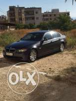 Bmw 325i 2006 black leather
