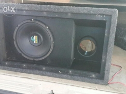 super bass box For sale