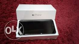 iPhone 6 plus black like new in excellent condition no scratches atall