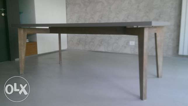 Modern Dining Table المرفأ -  1