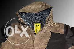 under armour cold gear infrared for ski or moto Hamra -  1