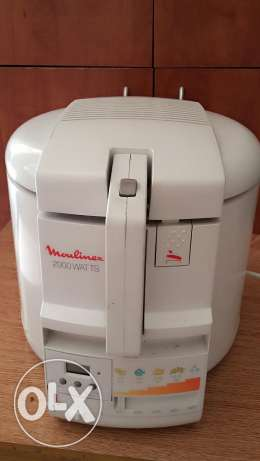 Fryer moulinex ( friteuse ) NEW