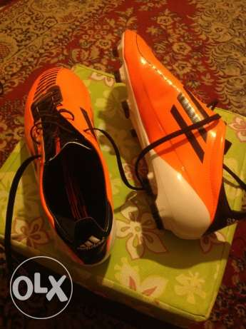 Adidas football shoes F50 new jeybo min faranssa original