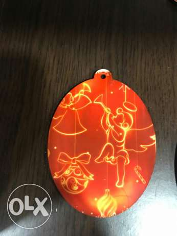 Customized Christmas tree ornaments النبطية -  2