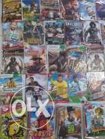 PlayStation 2 110 DVD each 750L.L.