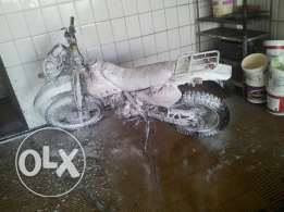 Motorcycles For sale new baja