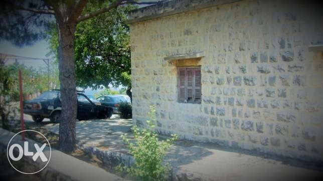 Old stone house in Mehmarch