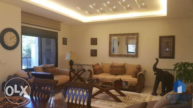 Apartment with gARDEN for Sale in Awkar