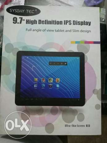 "SYSBAY S-MP99 Tablet 9.7"" 16GB"