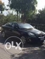 The only AWD Lexus 250 IS in Lebanon with one owner
