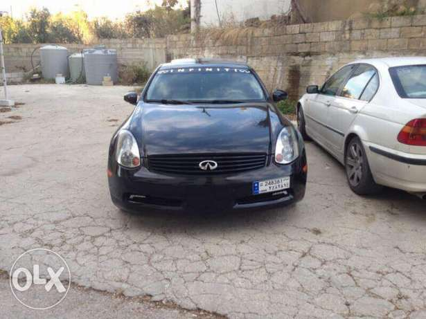 infinity g35 for sale