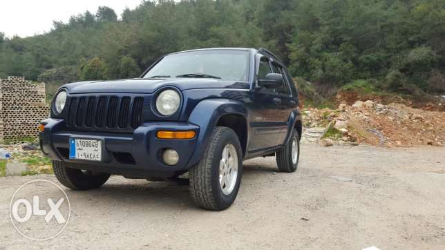 Jeep Liberty 2002 - Very Clean