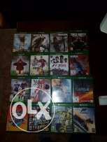 Xbox One with 19 games