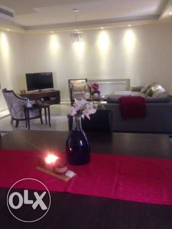 Fully furnished new apartment for sale in Nakkash