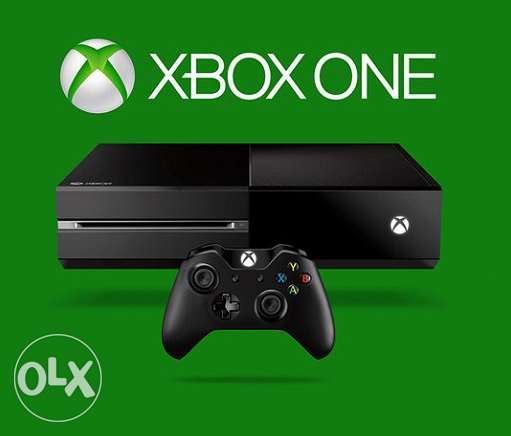 Xbox One Console 500GB + 1 Game