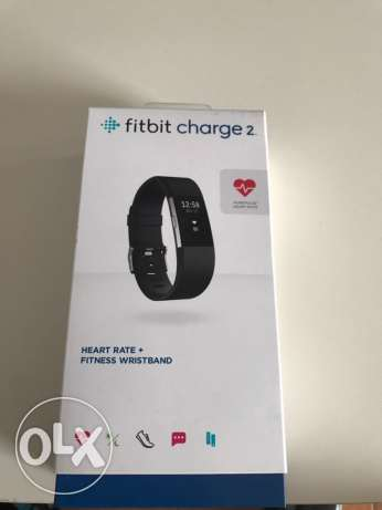 fitbit fitness tracker charge 2