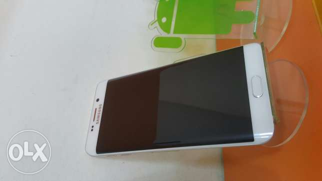 S6 edge plus 32gb white like new