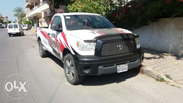 toyota tundra 2007 in very good conditon.