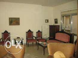 240 sqm FURNISHED apartment for rent in Mar Takla Hazmieh, Baabda