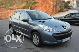 peugeot 206 Mod. 2012, Manual, Very Good Conditions