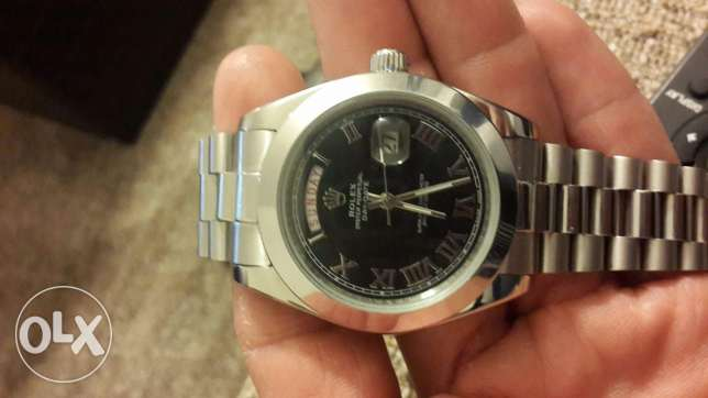 Rolex oyster perpetual day date - replica - new بعبدا -  1