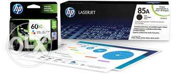 HP toner and cartridges