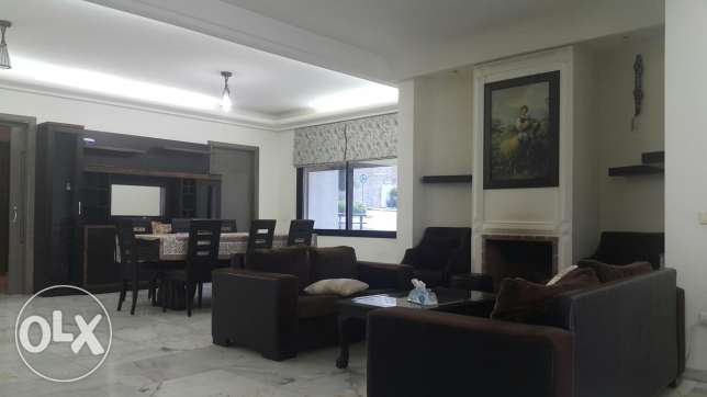 Appartement for rent in Baabda 20,000$ yearly