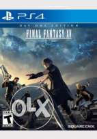 Final Fantasy XV - now available