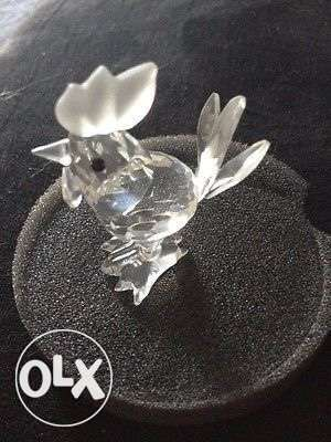 1 rooster 1 seal 1 box 1 bell and 1 ananas for cheap price swarovski