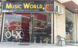 music world saida Aabra