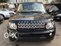 land rover LR4 HSE model 2011.V6.7seats