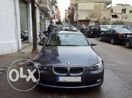 2007 BMW 325 Coupe Grey 90000 Km Only! European Specs 0 Accidents