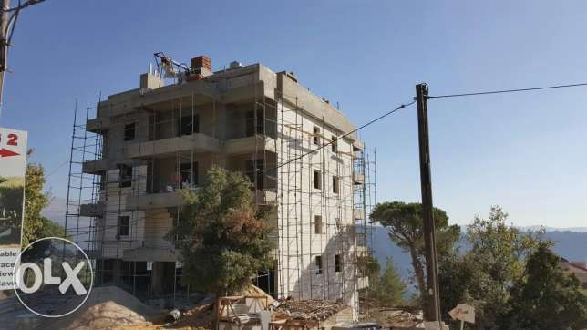 Appartment for sale Under construction in mar moussa douar ضهر الصوان -  1