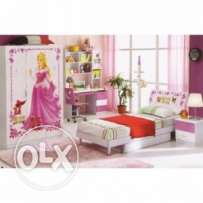 Sleeping Beauty bedroom