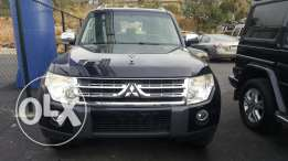 Pajero 3.8 full options black