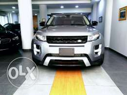 Range rover evoque color gray model 2013 milage 40,000