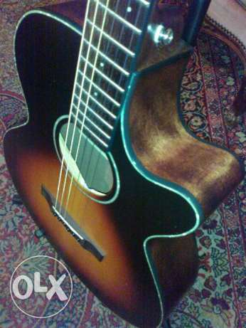 Cort acoustic/electric guitar