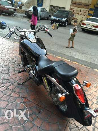 honda shadow 750 cc فردان -  5