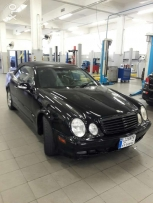 Mercedes 320 clk sale or trade 3a 4x4