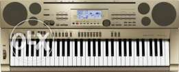 Casio AT-3 Oriental/Middle Eastern Keyboard 61 Key