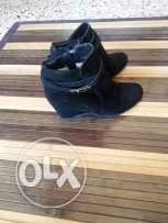 Shoes leather size 38