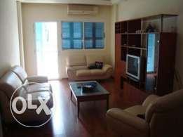 2 bedrooms furnished apartment for rent Ashrafieh Fassouh
