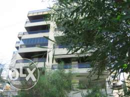 230 sqm 3rd floor apartment with VIEW for rent in Martakla, Hazmieh