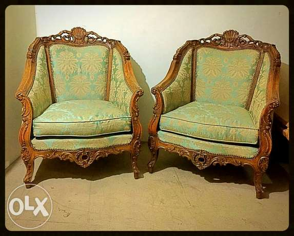 Two Luxury Antique Furniture الصالحية -  1