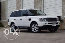 2008 Range Rover sport immaculate condition.. clean car fax