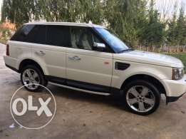 2008 Range Rover sport HSE clean car fax just arrived