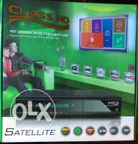 class HD-20000x Android satellite receiver combo