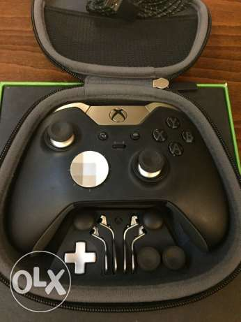 Xbox one elite controller clean